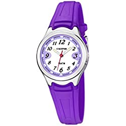 Calypso watches Damen-Armbanduhr XS K6067 Analog Quarz Plastik K6067/2