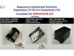 SUPERMICRO CACHEVAULT KIT BTR-CV3108-1U1 -