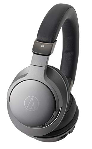 Audio-Technica ATH-AR5BTBK Hochauflösender, drahtloser Over-Ear-Kopfhörer Schwarz - 2