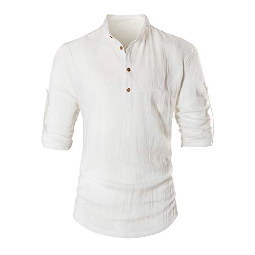 DNOQN Oversize T Shirt Herren Cashmere
