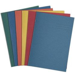 A4 School Exercise Books Mixed Pack Home Schooling Early Learning