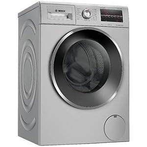 Bosch 8 Kg Fully Automatic Front Load Washing Machine  WAJ2846SIN, Silver