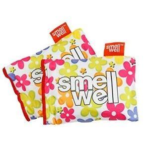 SmellWell Original Schuherfrischer, Farblich Sortiert