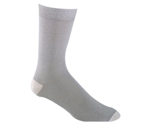 foxriver-fox-river-x-static-crew-socks-maritimas-de-plata-pequenas