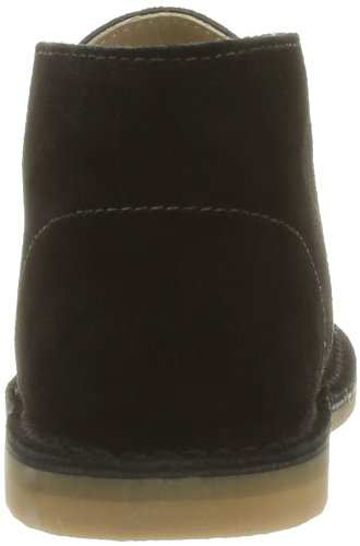 Start Rite Colorado, Boots garçon Noir (Black Suede)