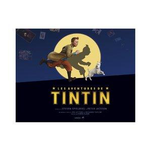 Les Aventures De Tintin Tintin Artbook par Herge