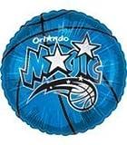 """by Balloon Orlando Magic NBA 18"""" Mylar Balloon by Balloon Bild"""