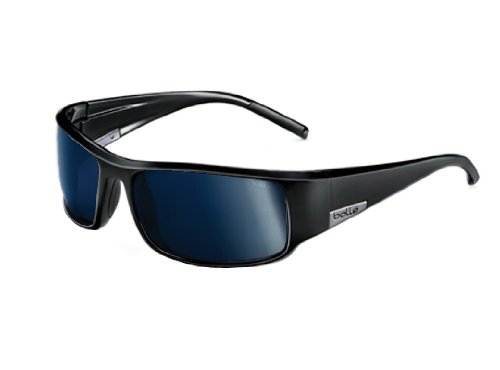 Bollé Sonnenbrille King Shiny Black, L