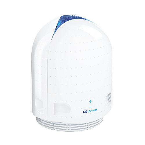 Purificador de aire Airfree, Iris 150, 60 m², 52 W, tecnología exclusiva, ruido, respetuoso con el medio ambiente, no Potencia de grosor