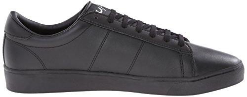 Fred Perry Spencer Leather B8221102, Scarpe sportive Nero (nero)