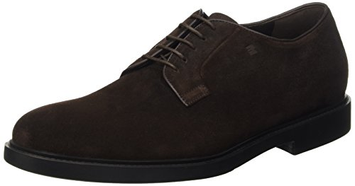 Fratelli Rossetti 44725, Chaussures à Lacets Homme Marron - Marrone (Cacao)