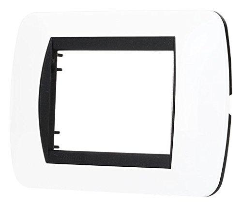 Zoom IMG-1 bticino l4803pb livinglight placca interruttore