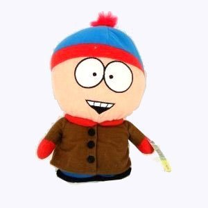10in-tall-stan-plush-south-park-stuffed-toys-by-comedy-central