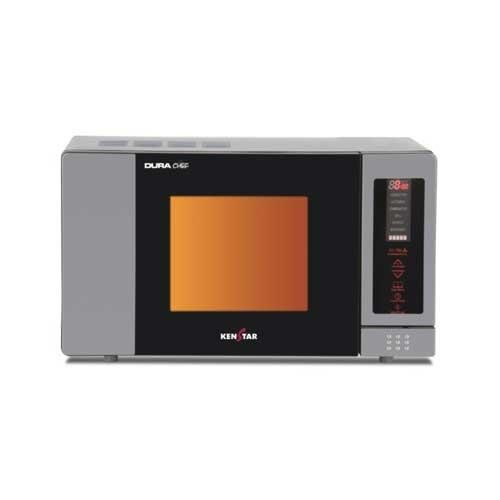 Kenstar 26 L Convection Microwave Oven (KT26CSS4, Silver)  available at amazon for Rs.10589