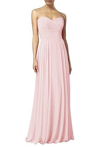 Stylische Lang Jeden Rosa – Tag Kleider Damen Kleid Für Om08Nnvw
