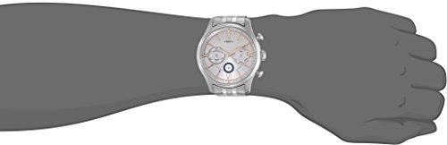 Timex Analog Silver Dial Men's Watch - TWEG15901
