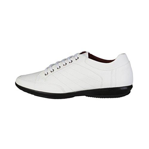 VERSACE 1969 Sneakers con cordones primavera color blanco RAOUL 5a3d89d216d