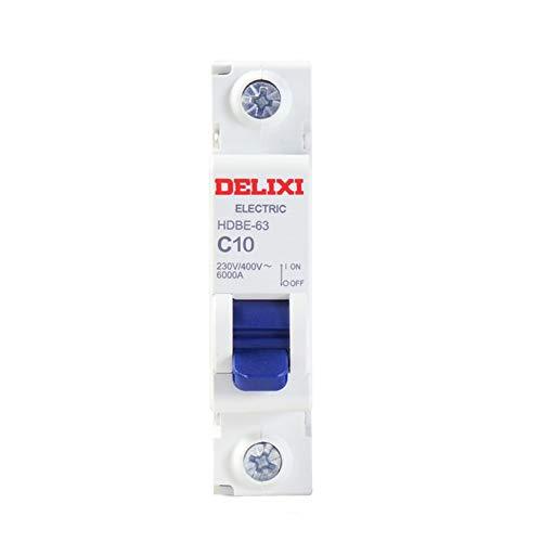 OIASD Interruptor de Aire en Miniatura Interruptor de Aire 1P10A Interruptor de...