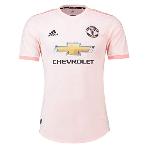 Adidas 2018-2019 Man Utd Away Adi Zero Football Soccer T-Shirt Camiseta 157d8ec0b
