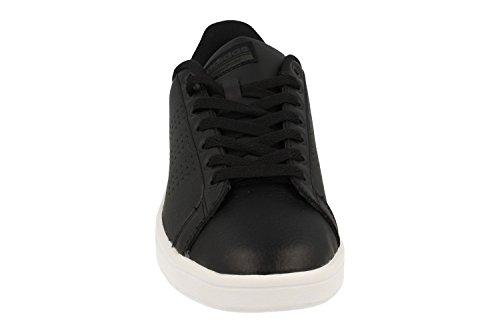 adidas Cloudfoam Advantage, Chaussure de Sport Homme Noir