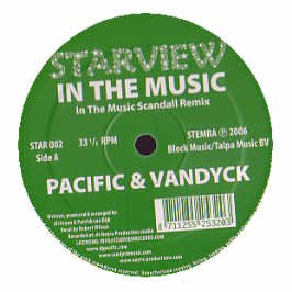 PACIFIC & VANDYCK / IN THE MUSIC