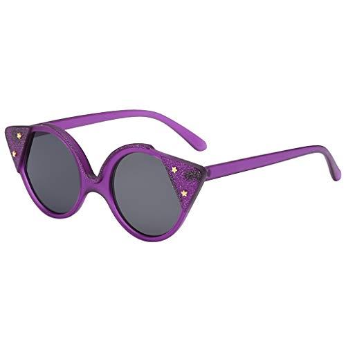 Hhyyq Uralt Retro Unisex Round Polarised Sunglasses Spring Hinge Metal Frame UV 400 Protection for Men Women Protection Unisex(C)