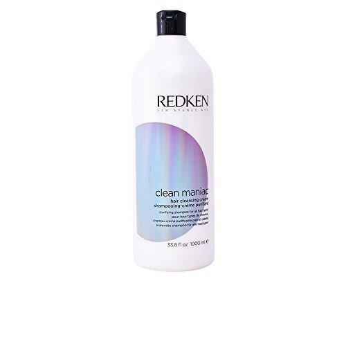 Redken Clean Maniac Cleansing Cream Shampoo 1000 ml