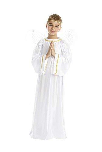 DISFRAZ ANGEL TALLA 3-4 AÑOS TAMAÑO INFANTIL