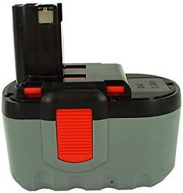 PowerSmart® 2000mAh 24V Ni-MH Batteria per Bosch 11524, 11524, 11524, 12524, 12524-03, 125-2411524, 13624, 13624-2G, 1645, 1645-24, 1645B-24, compatibile con le seguenti batterie  2607335268, 2607335279, 2607335280, 2607335445, 2607335446, 2607335448 | Vinci molto  2be5a2