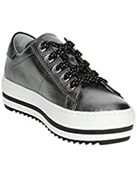 ... Scarpe per bambine e ragazze   Sneaker   Nero Giardini. Nero Giardini  Scarpa Bambino MOD. A830613F  Platino a6c20647dc4