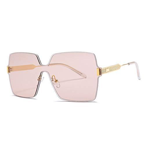 Thirteen Sonnenbrillen Square Vintage Driving Sonnenbrille Für Frauen Ultraleicht, UV400-Schutz Geeignet Für Dekoration, Sonnenschutz, Reisen Im Freien, Einkaufen, Reisen (Color : G)