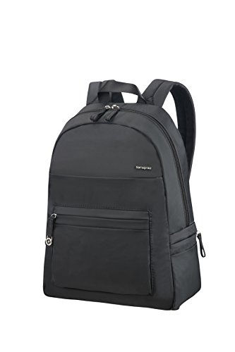 "SAMSONITE Move 2.0 - Backpack 14.1"" Mochila Tipo Casual, 40 cm, Negro (Black)"