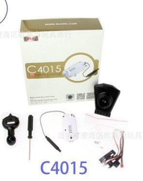 MJX C4005 FPV Aerial Camera Assembly Set for X800 X600 X500 X400 X101 T64 T57 T55 T10 Quadcopter Drone by MJX