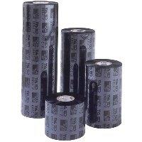 Zebra Ribbon, wax, 80mm x 450m thermal transfer, 12 pcs/box, 04800BK08045 (thermal transfer, 12 pcs/box Zebra ZipShip 4800)