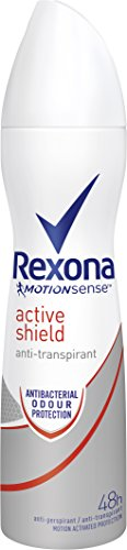 Rexona Deospray Active Shield Anti-Transpirant, 6er Pack (6 x 150 ml)