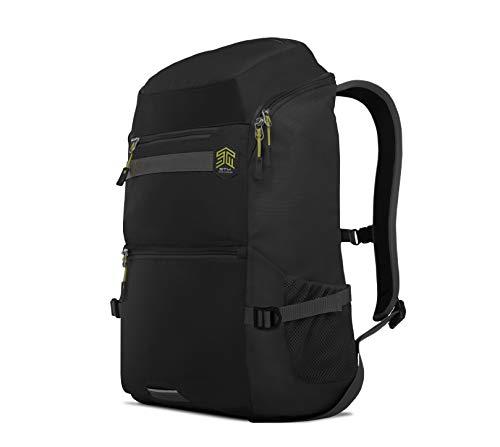 STM Drifter Backpack for up to 15-Inch Laptop & Tablet - Black (stm-111-192P-01) Wheeled Carry Case