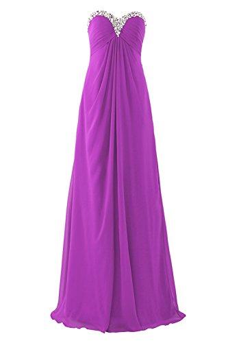 YiYaDawn -  Vestito  - stile impero - Donna Viola