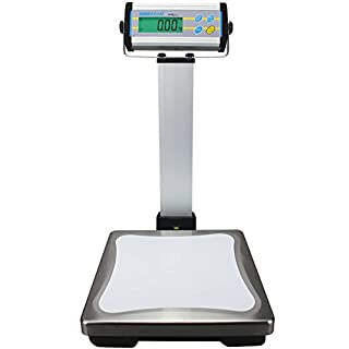 Adam Equipment CPWplus Säule Display Bench Maßstab, 200kg Capacity and 50g Readability, 1