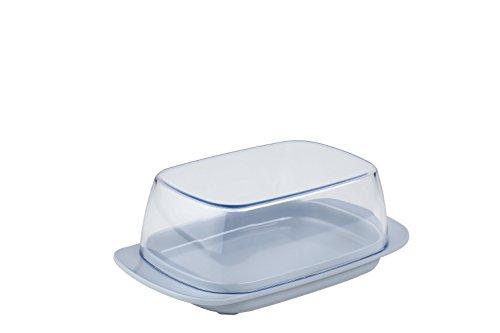 Rosti Mepal 106093543400 Beurrier, Plastique, Gris, 17 x 9,8 x 6 cm
