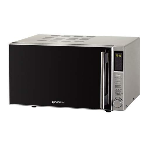 Grunkel - Microondas digital grill 30 litros capacidad
