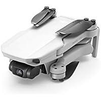 DJI Mavic Mini Drone Ultraleggero e Portatile, Durata Batteria 30 Minuti, Distanza Trasmissione 2 km, Gimbal 3 Assi, 12 MP, Video HD 2.7K