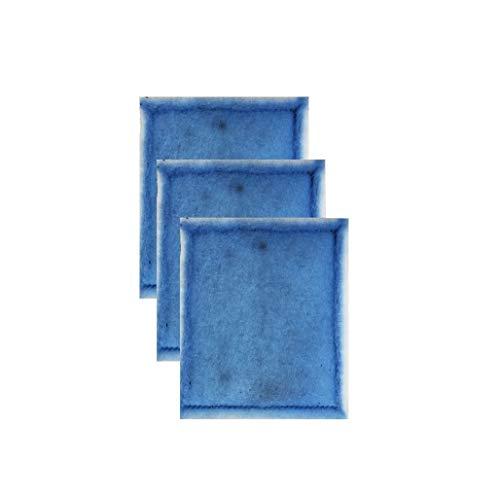 RETYLY 3 Stücke Ersatz Filter Für Aquarien Filter, Ersatz Filter Für Aqua Tech Ez-Change