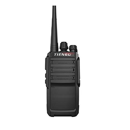 HLL Zwei-Wege-Funk, 16-Kanal-Handfunkgerät Pmr440mhz Bis zu 8 Meilen Reichweite für den Innen- und Außenbereich Zwei-wege-handfunkgerät