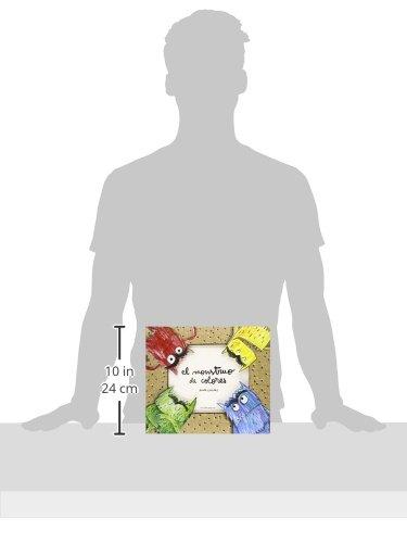 Imagen para El monstruo de colores (edición pop-up) (POP UP  Cuentos flamboyant)