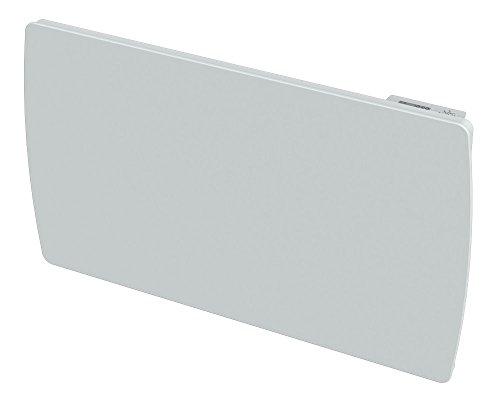 Cayenne 49606 Radiateur à inertie Céramique Verre Blanc LCD 1500W,