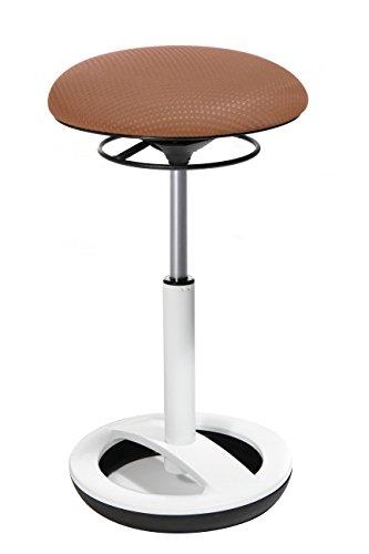 Topstar Sitness High Bob, Stehhilfe, Fitnesshocker, Arbeitshocker, Sitzhöhe: 49 - 70cm,...