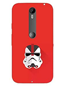 Moto X Style Back Cover - Mask - For Counter Strike Fans - Designer Printed Hard Shell Case