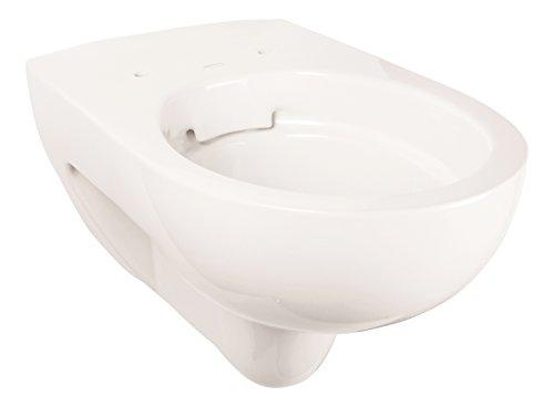 Keramag Renova Rimfree Wand-WC Tiefspüler, 1 Stück, weiß, 03981 9