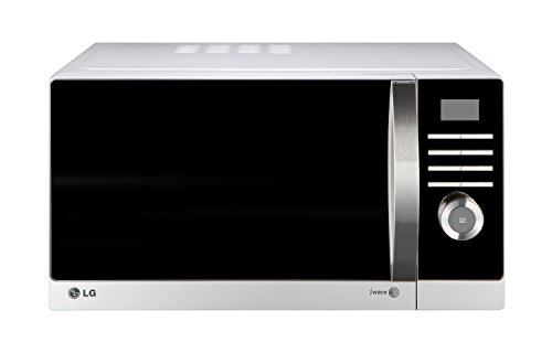 LG MH6882APS Countertop Grill microwave 28L 900W Black,Silver microwave - microwaves (Countertop, Grill microwave, 28 L, 900 W, Buttons, Rotary, Black, Silver)