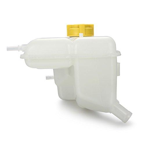 Madlife Garage 1221363 Kühlmittelbehälter Ausgleichsbehälter mit Deckel (Kühlmittelbehälter)